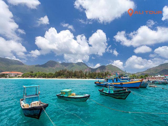 Những dịch vụ trong Tour Côn Đảo trọn gói