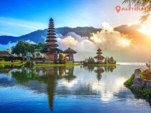 Bali là một hòn đảo đẹp tựa thiên đường