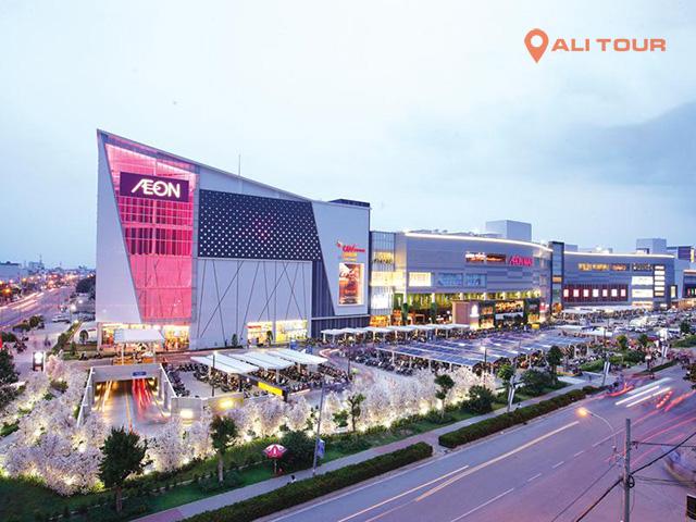 Trung tâm Thương mại Aeon Mall Nagoya