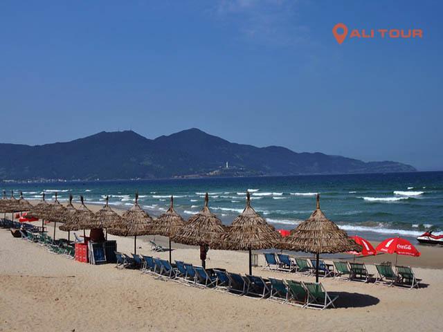 Bãi biển Mỹ Khuê tại Đà Nẵng