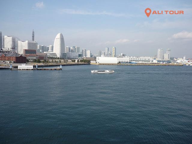 Cảng biển Yokohama