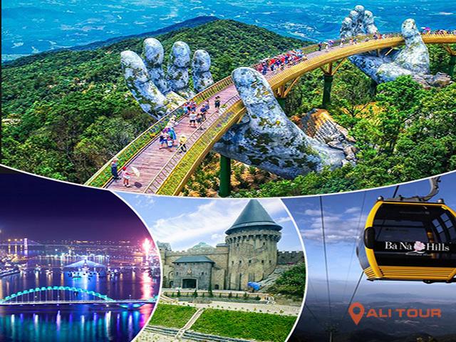Khám phá tour Đà Nẵng 3 ngày 2 đêm