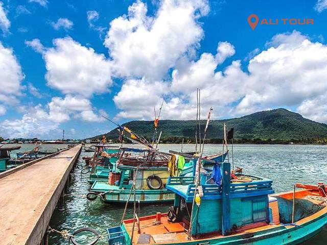 Làng chài Hàm Ninh là một điểm đến thú vị tại Phú Quốc
