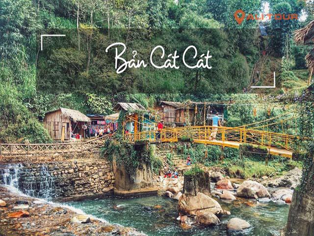 Bản Cát Cát - ngôi làng đẹp nhất SaPa