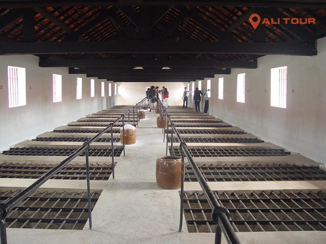 Nhà tù Côn Đảo nơi giam cầm các chiến sĩ cách mạng
