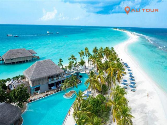 Có một nơi được mệnh danh là đảo thiên đường đó chính là Maldives