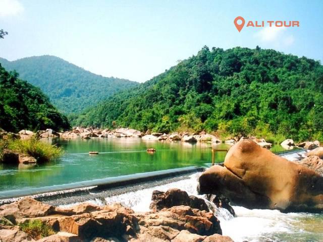 Đến Quy Nhơn không thể bỏ qua khu du lịch sinh thái Hầm Hô